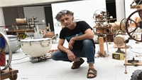 Un apéritif-visite en compagnie d'un artiste au Musée départemental