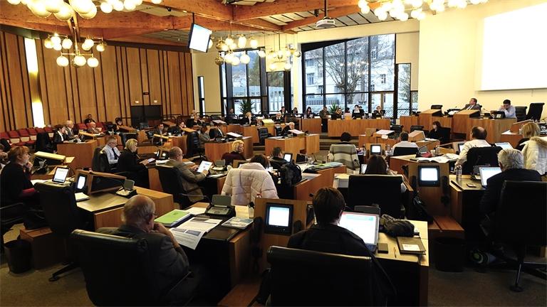 39 rapports au menu de la dernière commission permanente
