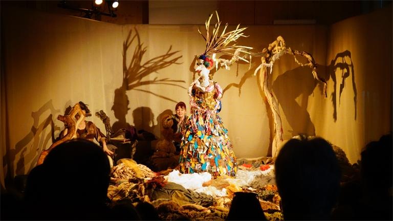 « Fibres » : un spectacle tisseur de liens