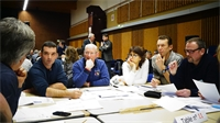 Contrexéville : 200 personnes et 3h30 de débat sur l'avenir de l'eau