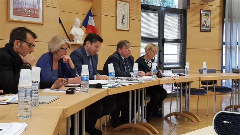 A la rencontre des maires du canton de Remiremont