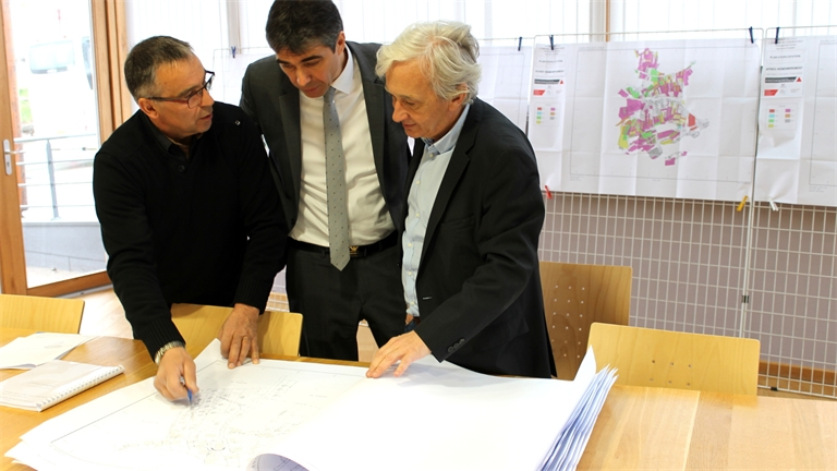 L'aménagement foncier de Chaumousey est terminé