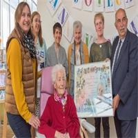 Germaine Pauly : 100 ans d'une vie bien remplie