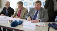 Une convention signée avec la Fédération Française d'Athlétisme