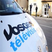 Dans les coulisses du journal de Vosges TV