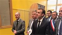 Emmanuel Macron met à l'honneur Agrilocal