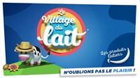 Le village du lait s'installe à Gérardmer