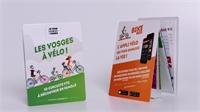 La nouvelle carte cyclo touristique des Vosges est sortie!