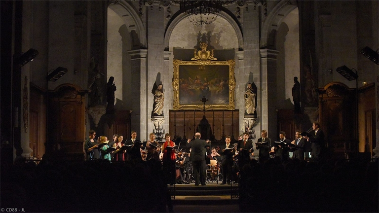 Les abbayes font un festival !