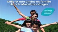 MILLE ET UNE ACTIVITES A PRATIQUER EN FAMILLE DANS LE MASSIF