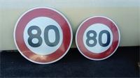Attention, désormais on roule à 80Km/h !