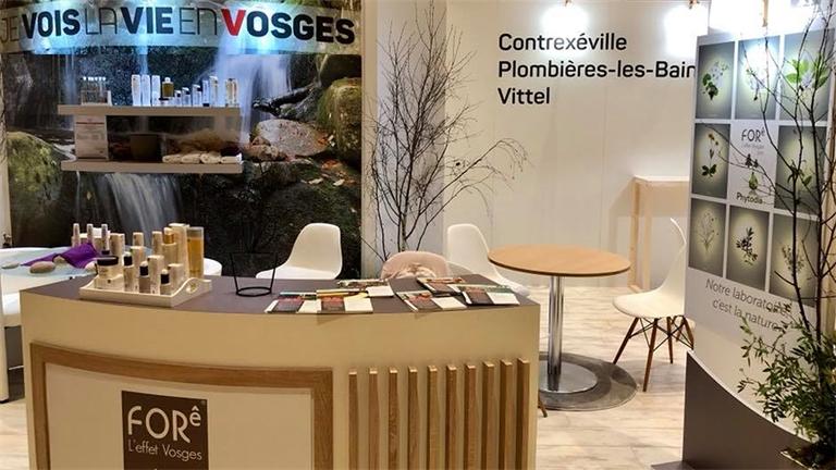 Les stations thermales Vosgiennes  débarquent à Paris