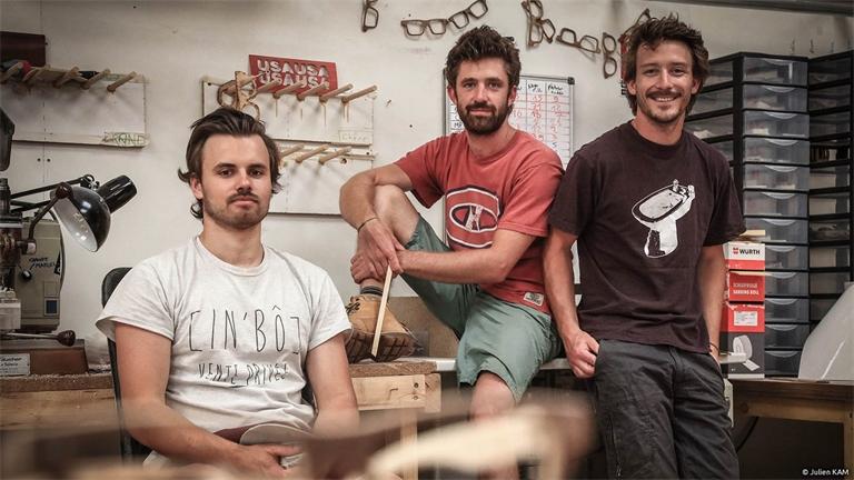 In' Bo : Le vélo en bambou