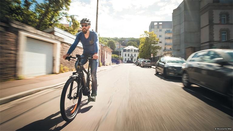 Les Moustache bikes : la roll's du VAE