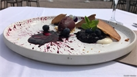 La tarte aux myrtilles et bluets qui s'éclate