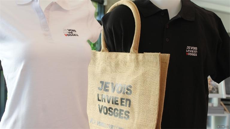 Nouveau point de vente des produits « Je Vois la Vie en Vosges »