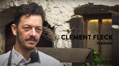 ITW - Clément FLECK, traiteur
