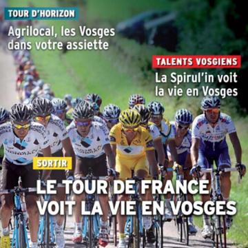 Vivre les Vosges Ensemble - Numéro 60 - juillet  2017