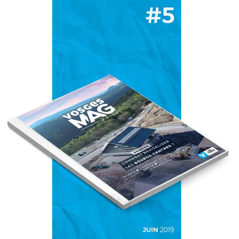 Vosges Mag #5 - Juin 2019