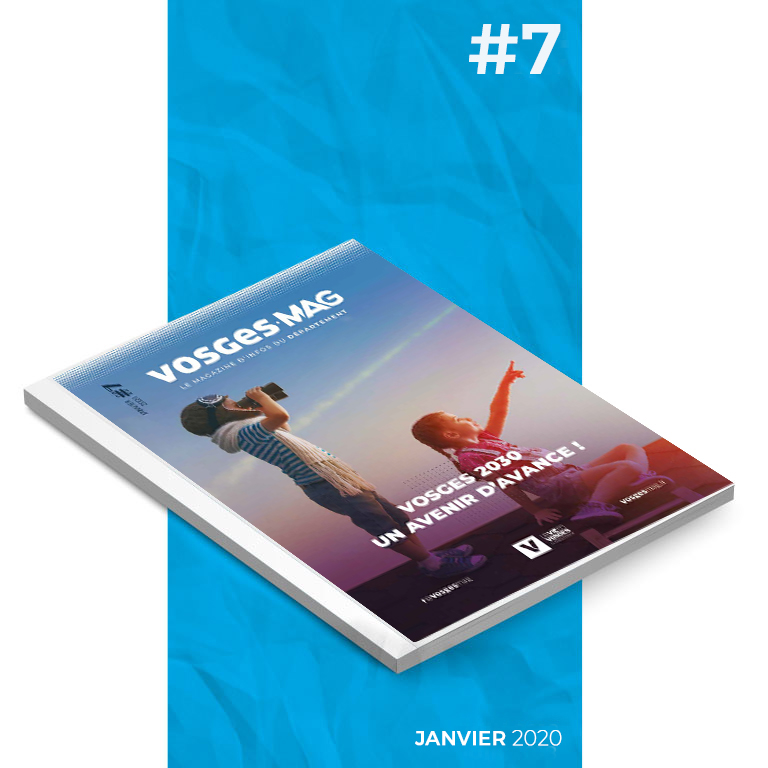 Vosges Mag #7 - Janvier 2020